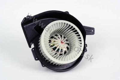 Motor kúrenia Fabia -